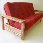 Open Arm futon