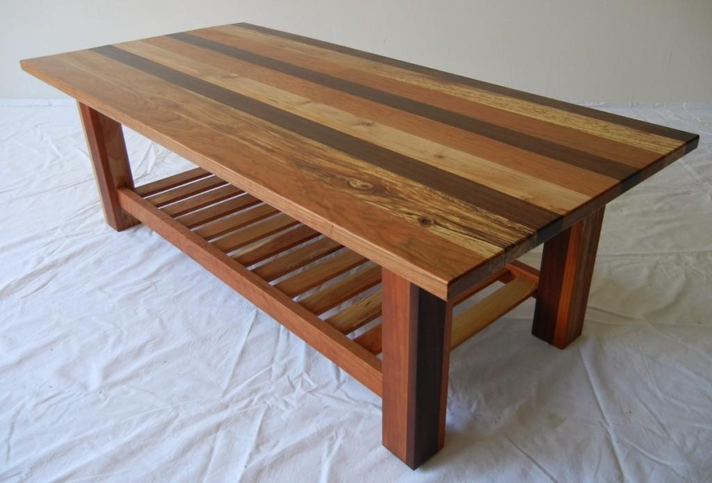 Rustic Coffee Table Futon Designs