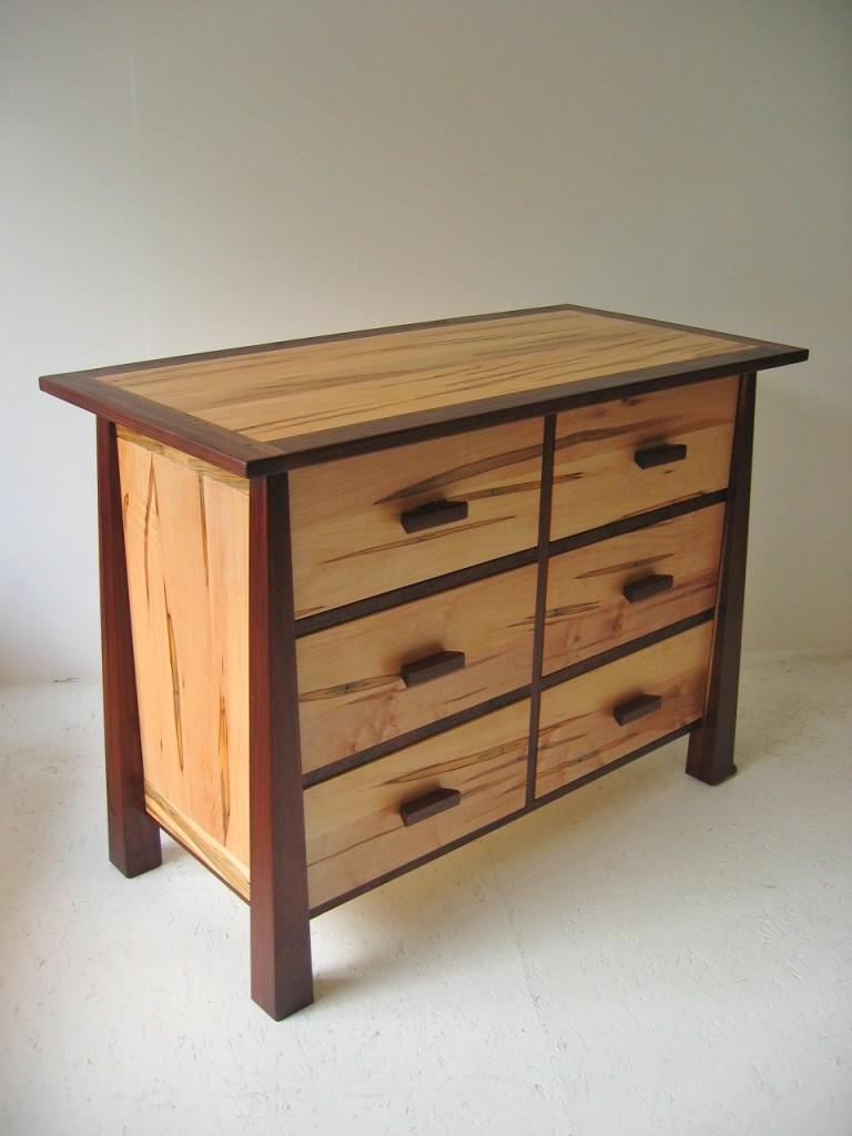 Tibet dresser futon designs for Walnut furniture